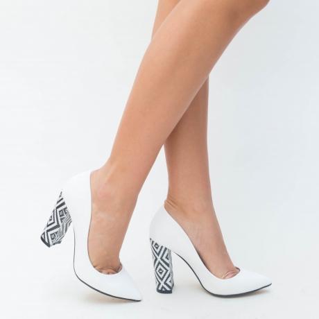 Pantofi Baly Albi