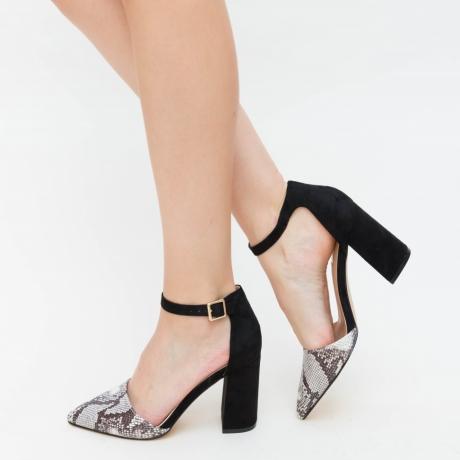 Pantofi Duca Bej