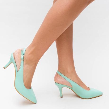 Pantofi Ganda Verzi
