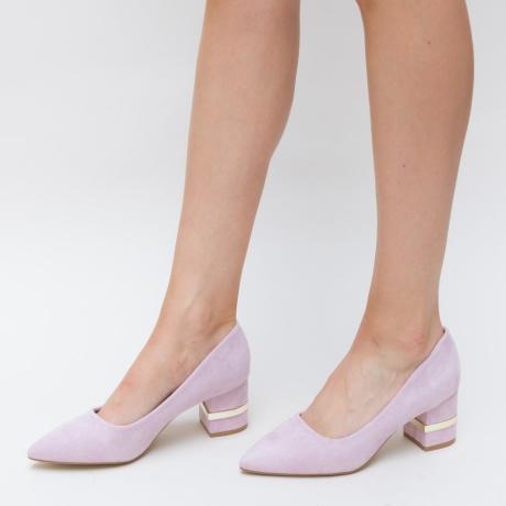 Pantofi Topka Mov