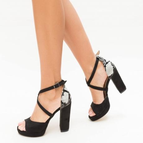 Sandale Dama Pifs Negre 2