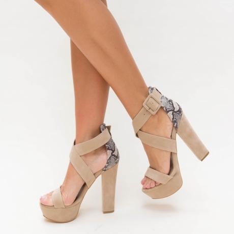 Sandale Dictano Bej