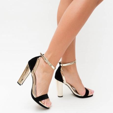 Sandale Mande Negre