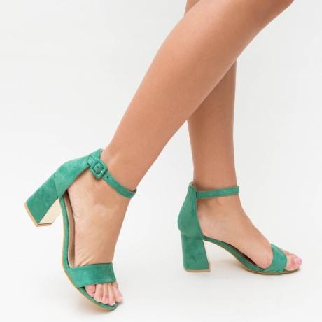 Sandale Morely Verzi