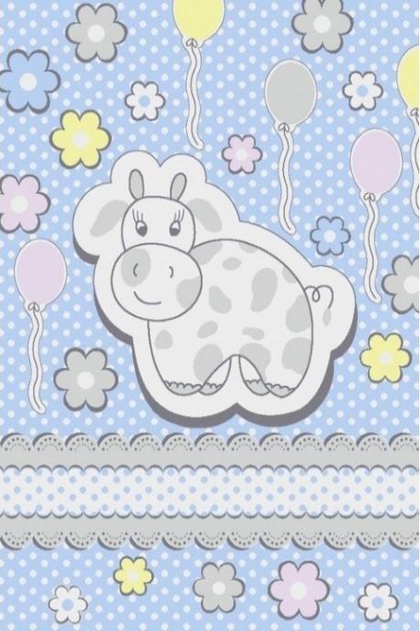 Covor pentru copii Junior Cow