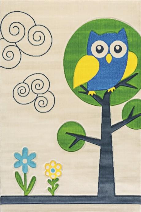Covor pentru copii Story Multicolour