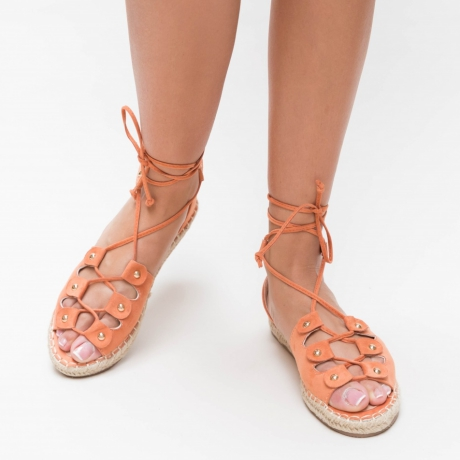 Sandale Budu Red