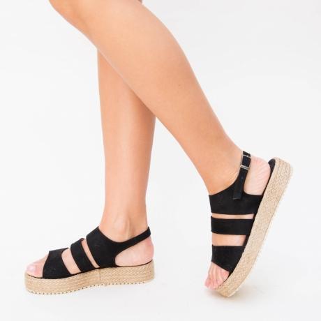 Sandale Firmo Negre