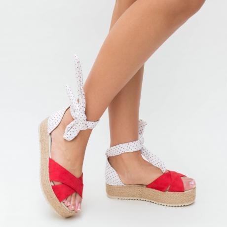 Sandale Meo Rosii