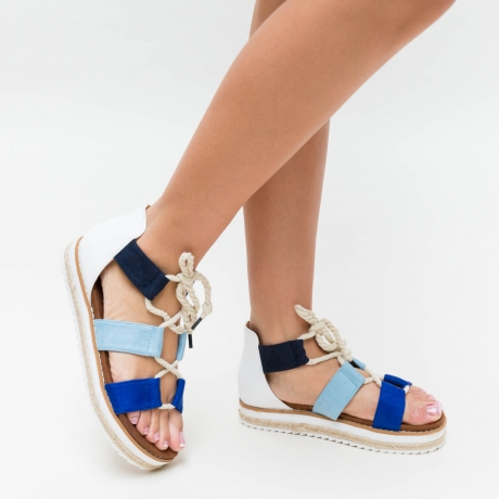 Sandale Oga Albastre