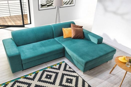 Coltare tapitate pentru living si sufragerie – canapele premium disponibile online