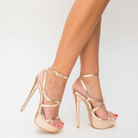 Sandale Crio Aurii 2