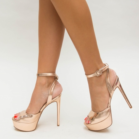 Sandale Elita Aurii