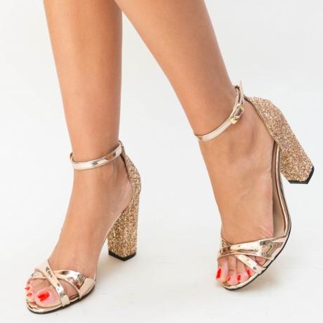 Sandale Folona Aurii