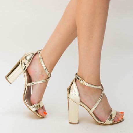 Sandale Fuldy Aurii