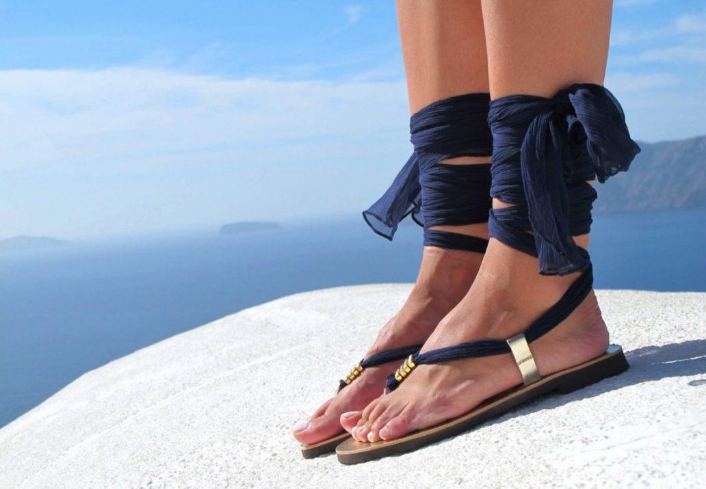 sandale dama la reducere vara 2019-min