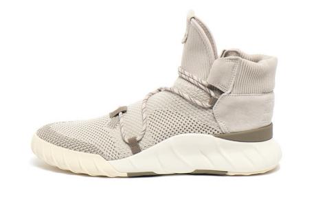 Adidas ORIGINALS Adidas, Pantofi sport mid-high cu model tricotat Tubular 2.0