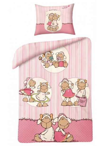 Lenjerie de pat copii Cotton Nici NJA0060