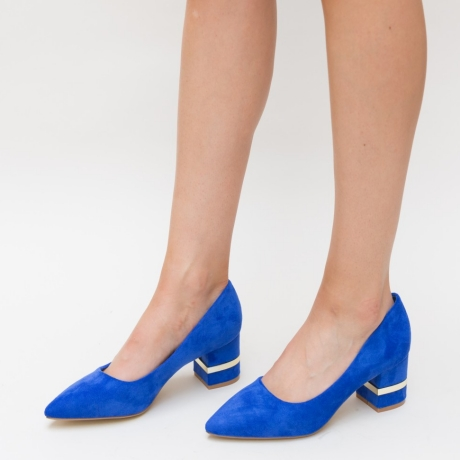 Pantofi Topka Albastri