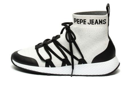 Pepe Jeans London Pantofi sport cu model soseta Koko