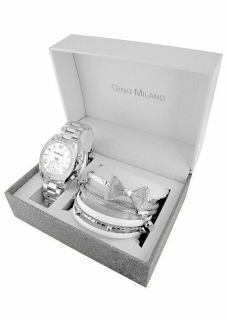 Set Gino Milano Coffret Montre : Bracelets MWF14-025B