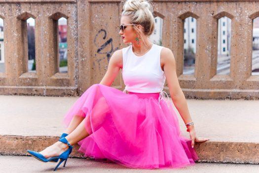 Roz – culoarea care defineste perfect vara