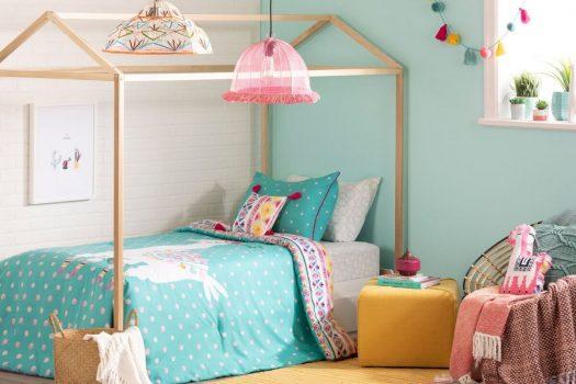 Lenjerii de pat pentru copii – 14 de idei pentru a redecora rapid camera copilului