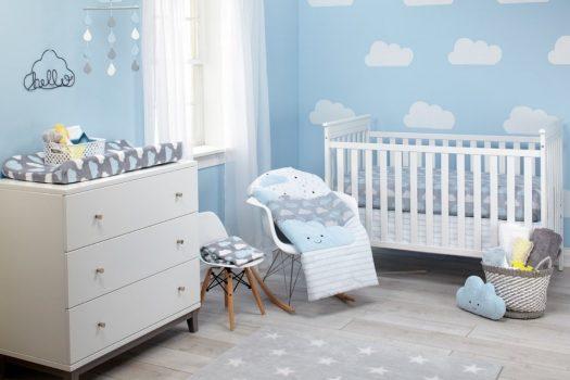 Cum amenajam camera bebelusului? Recomandari patut bebe din lemn