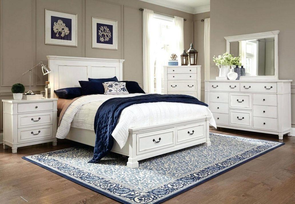 set mobila dormitor alb vintage-min