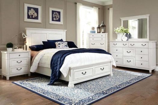 Modern sau vintage? Set mobila pentru dormitor