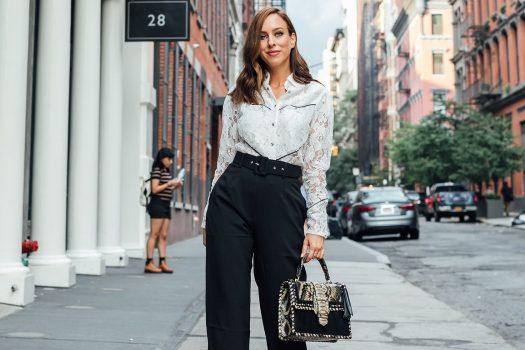 Pantaloni de dama eleganti pentru tinute office – cum ne imbracam la serviciu toamna aceasta?