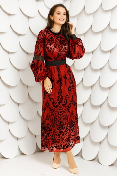 Rochie Francesca Red