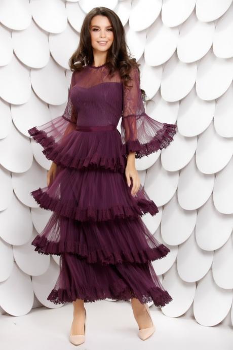 Rochie Nedia Purple