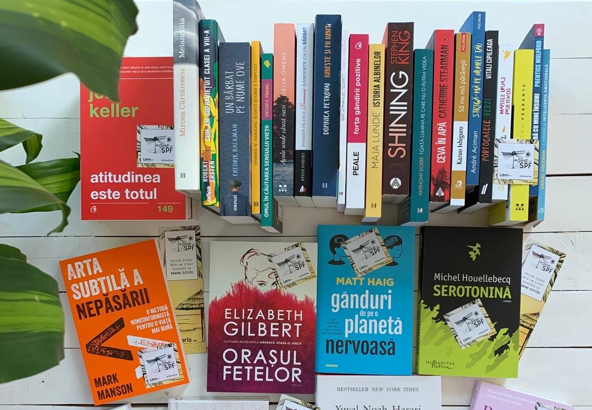 carti la reducere Black Friday 2019 - Libris, Elefant, Cartpedia, Carturesti, BookCity-min