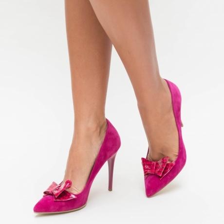 Pantofi Bimon Mov