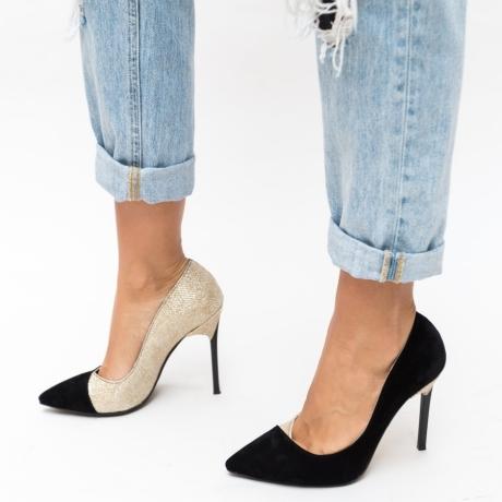 Pantofi Samza Aurii