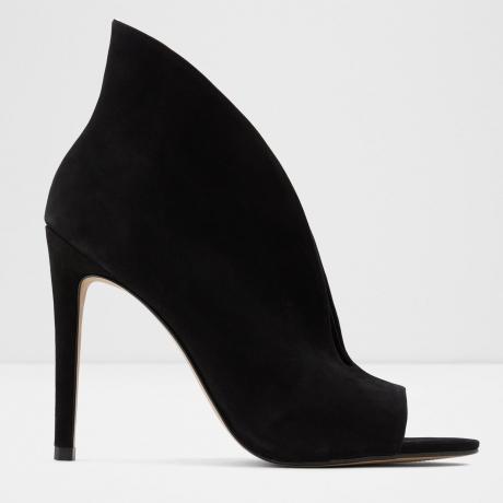 Pantofi negri Tinindra