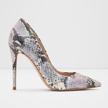 Pantofi violeti Stessy