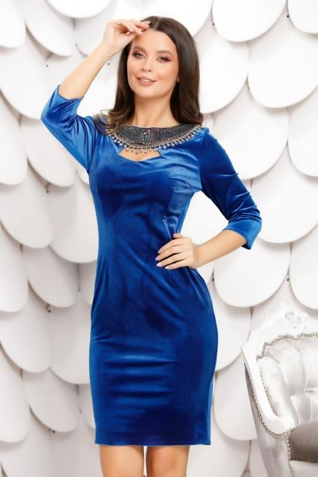Rochie Aurora Blue