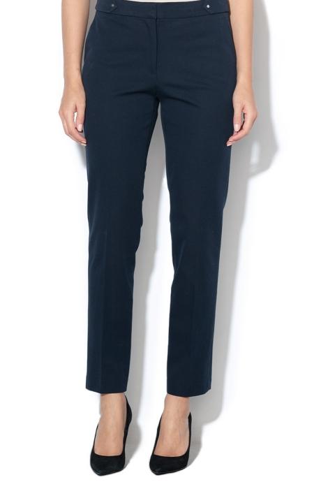 Esprit Pantaloni crop din material elastic