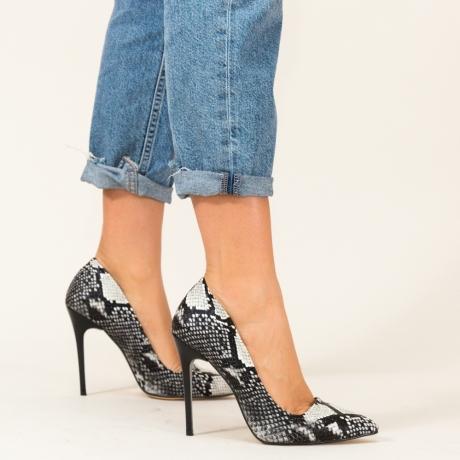 Pantofi Haribo Negri 2