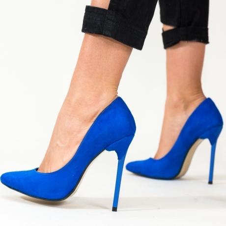Pantofi Kimis Albastri 2