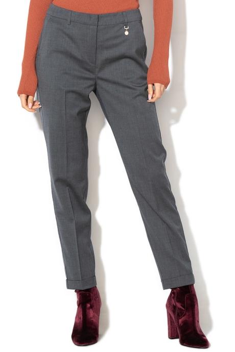Pennyblack Pantaloni conici, din amestec de lana Lariano