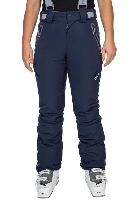 Trespass Pantaloni impermeabili cu bretele detasabile, pentru schi Marisol 2
