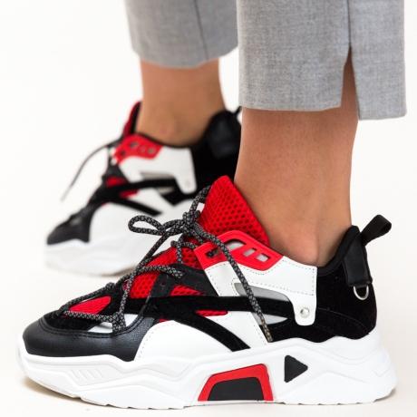 Pantofi Sport Aden Negri