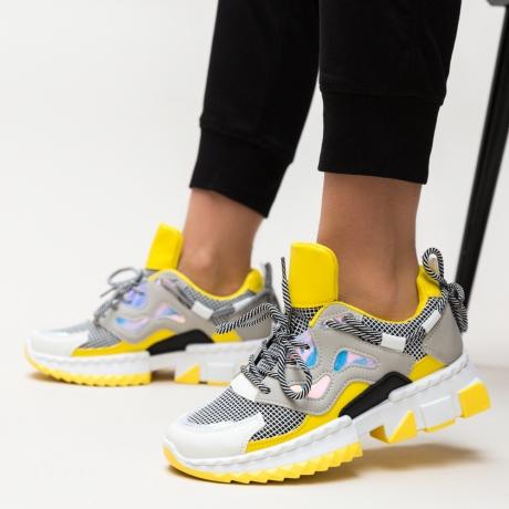 Pantofi Sport Ormak Galbeni