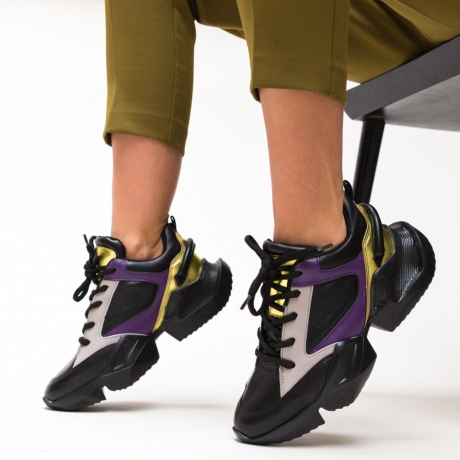 Pantofi Sport Vicent Negri 4