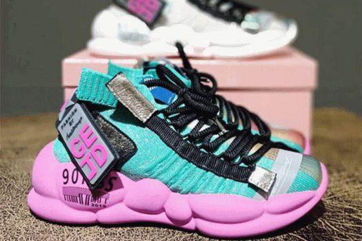 Cei mai frumosi pantofi sport de dama cu platforma disponibili la magazinele online