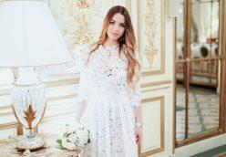rochii elegante pentru cununia civila 2020-min