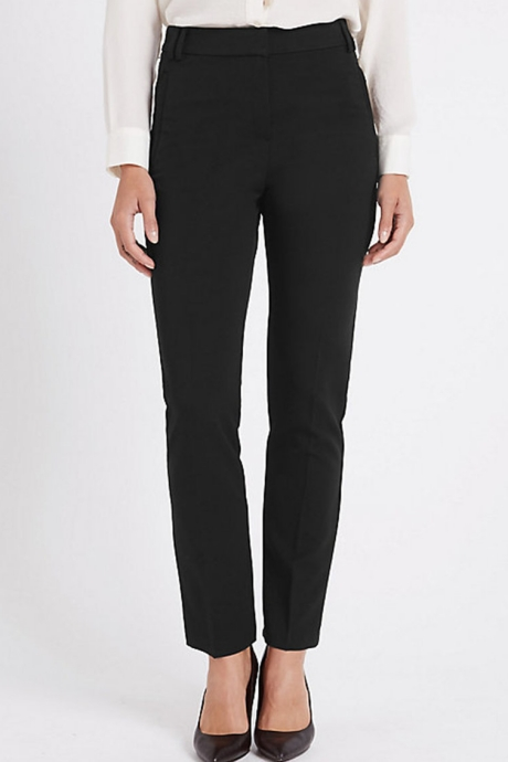 Marks & Spencer Pantaloni slim fit